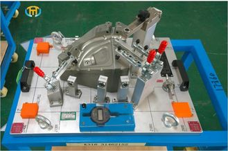 China Auto Body Parts Project Checking Fixture Components Customized 380 * 280 * 260 Mm supplier