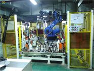 Robotic Spot Welding Systems or layout line of Vehicle Parts