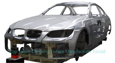 Automotive Biw Manufacturing Process ,  Vehicle Function Checking Fixture Components