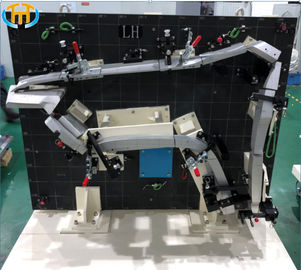 China Automotive Robotic Welding Fixtures Fender Left For Plastic Parts Checking factory